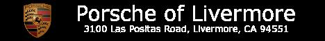 Porsche of Livermore banner 1